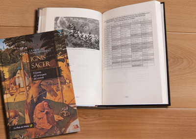 Ignis Sacer. Historia del cornezuelo del centeno.(2012)